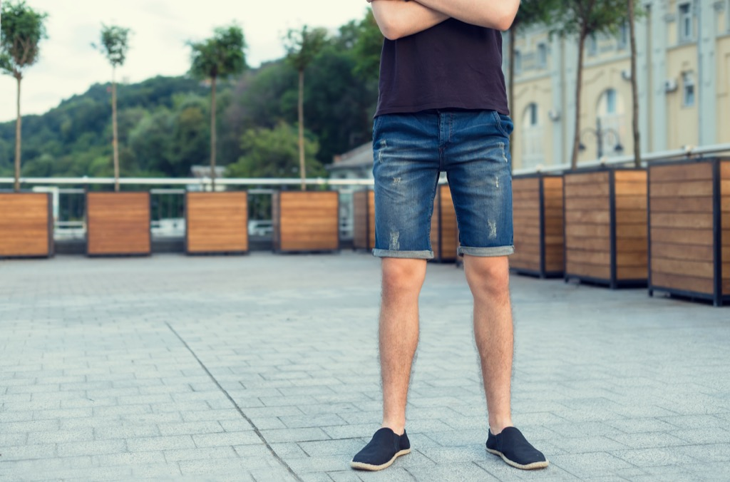 jorts things no man over 40 should own