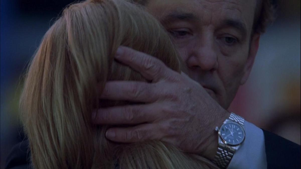 last scene in lost in translation, movie endings