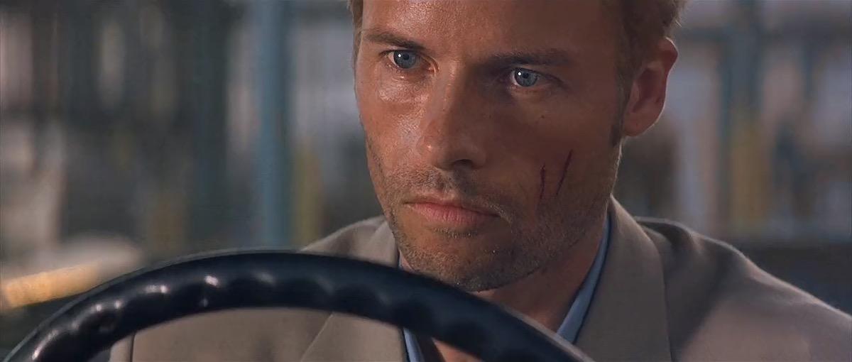 last scene in memento movie, movie endings