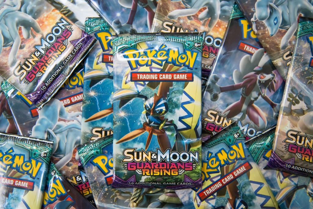pokemon cards things no man over 40 should own