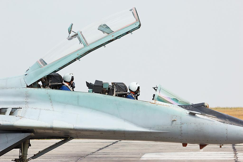 Luxury adventures, fighter jet