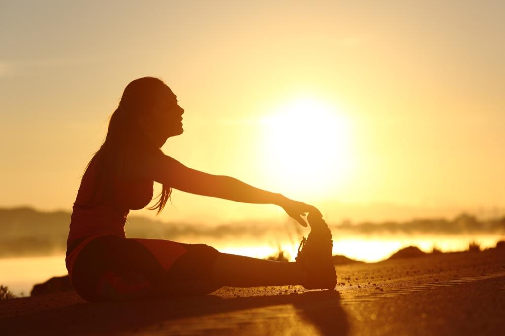 yoga morning workout