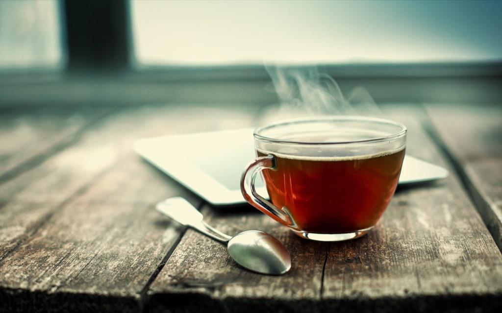 tea thyroid health