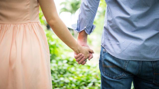 keeping secrets, relationships, holding hands