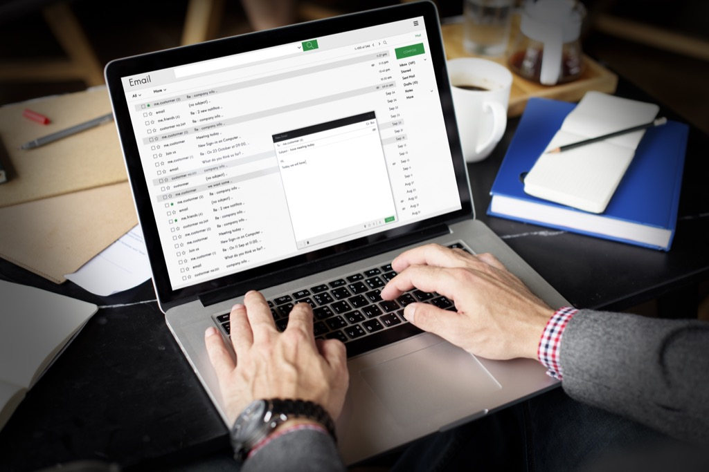 Email, more time, productivity, office etiquette