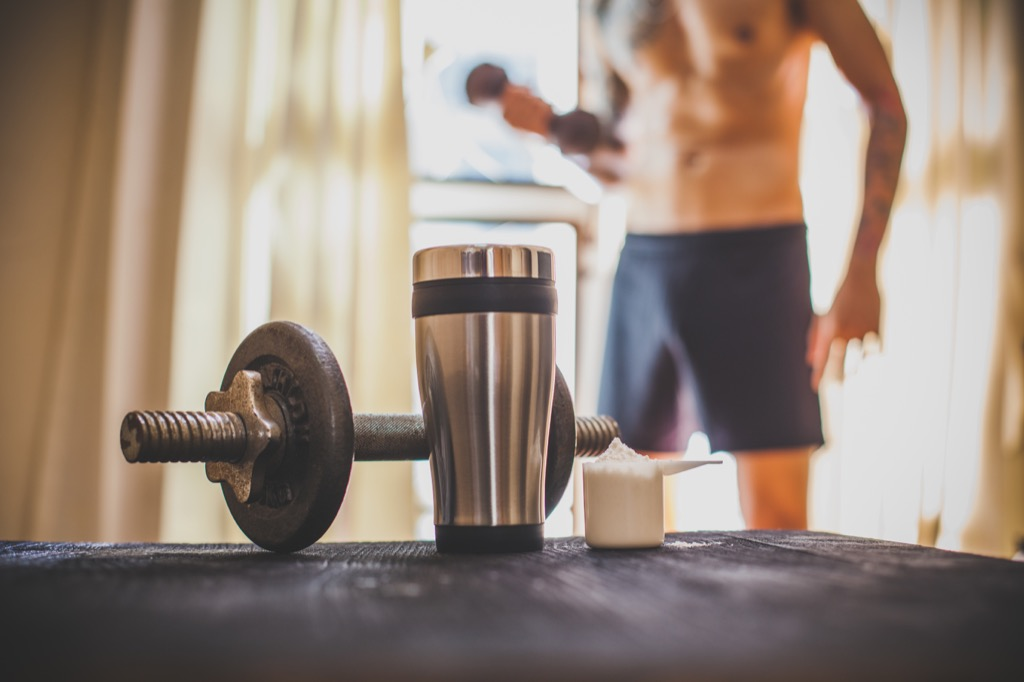 protein shakes are weight loss secret that doesn't work