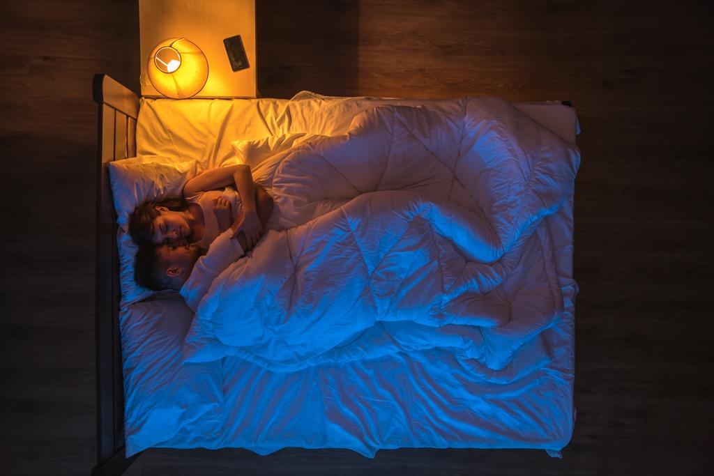 sleeping thyroid health