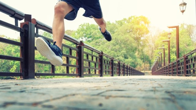 hiit workout sprinting