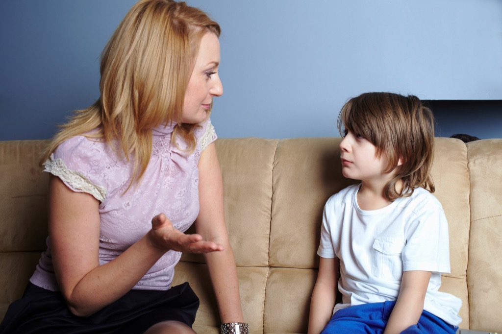 Talking to children about serious issues, things you should never lie to kids about