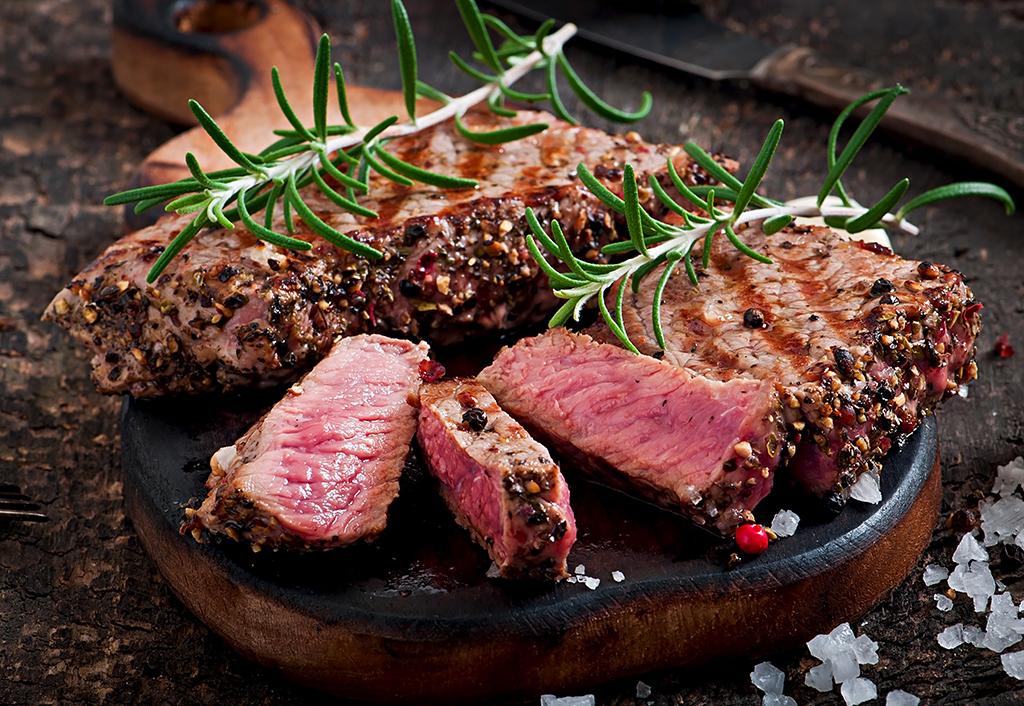 steak, rosemary, food combos
