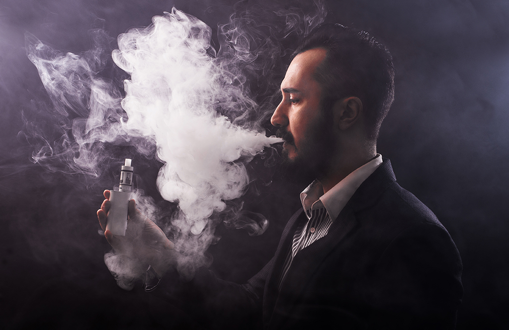 vaporizer, over 40