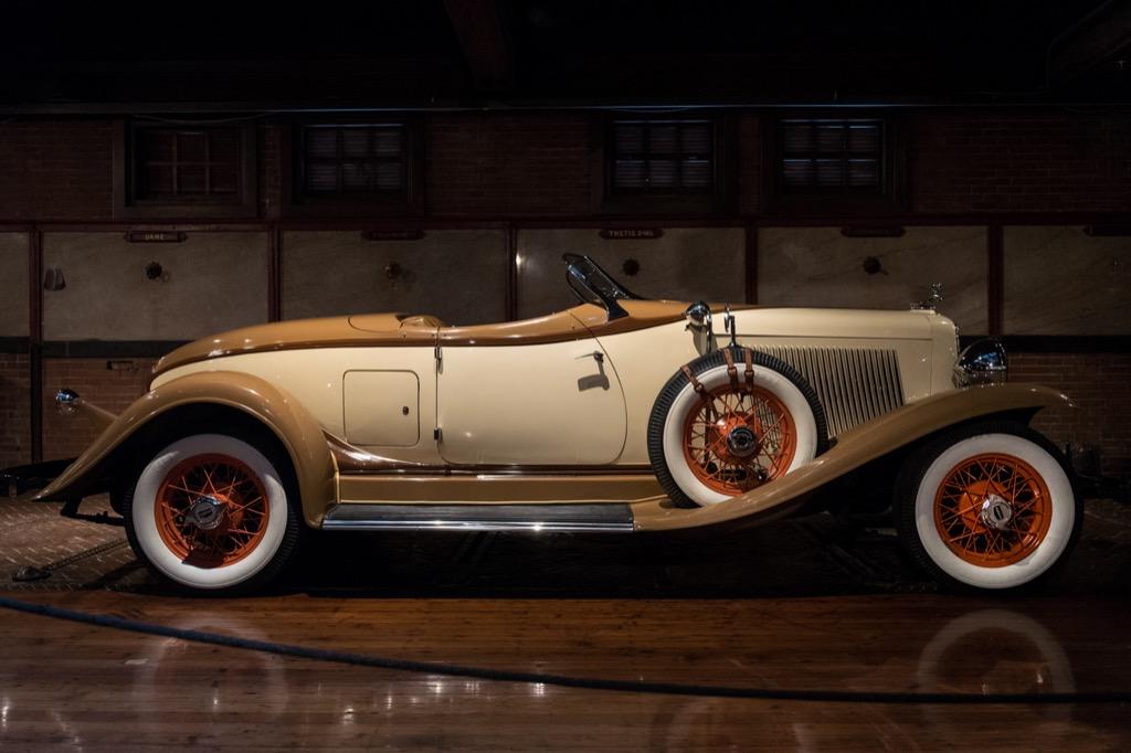 Car museums, The Auburn Cord Duesenberg Automobile Museum
