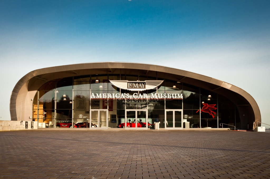Car museums, The LeMay, America's Car Museum