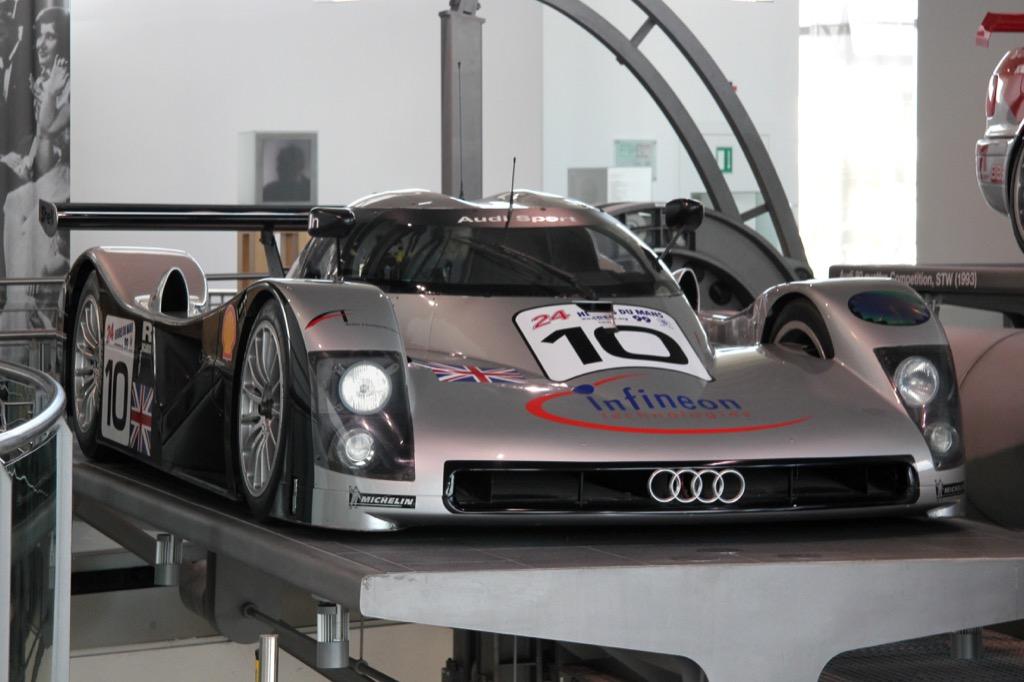 Car museums, Audi Museum Mobile