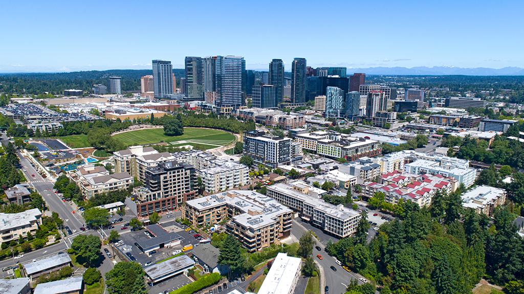 Bellevue, longest-living cities, best singles scenes