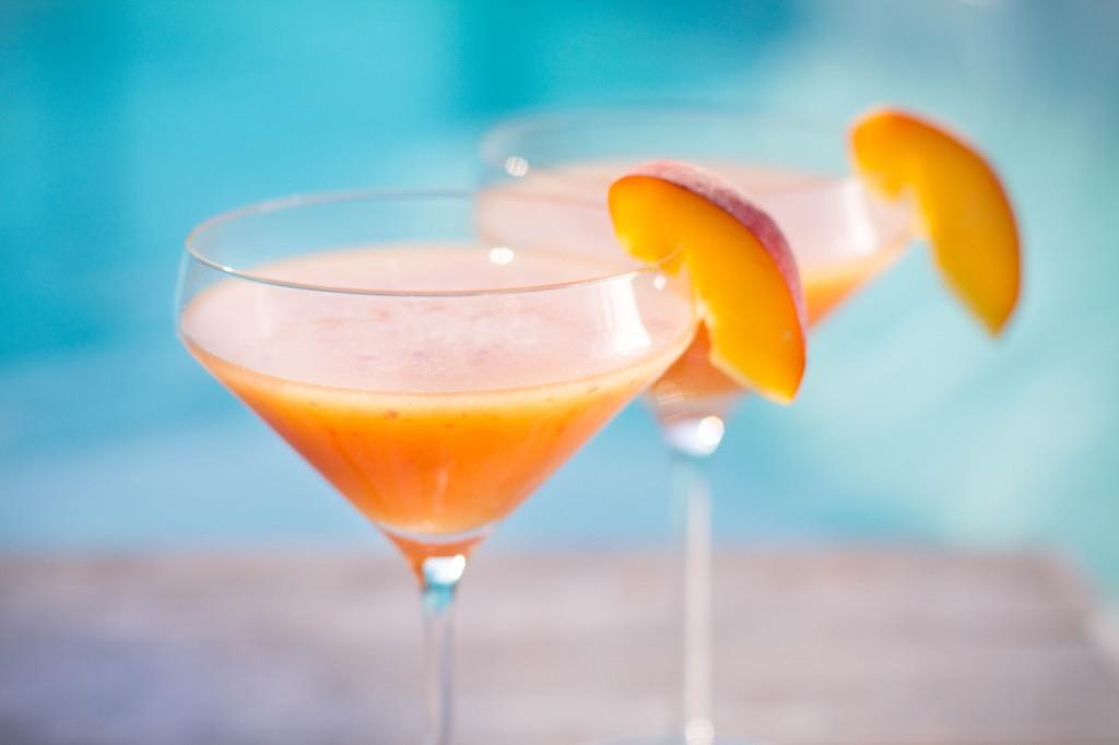 Bellini, cocktails
