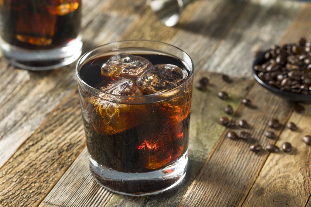 Black Russian, cocktails