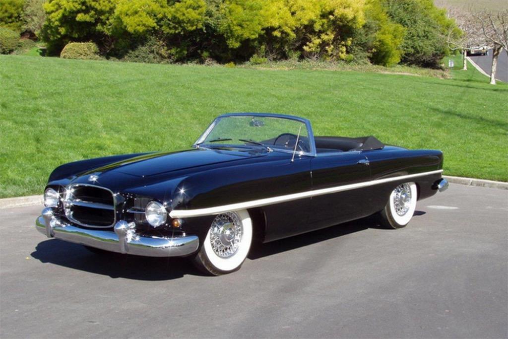 Car museums, Blackhawk Museum