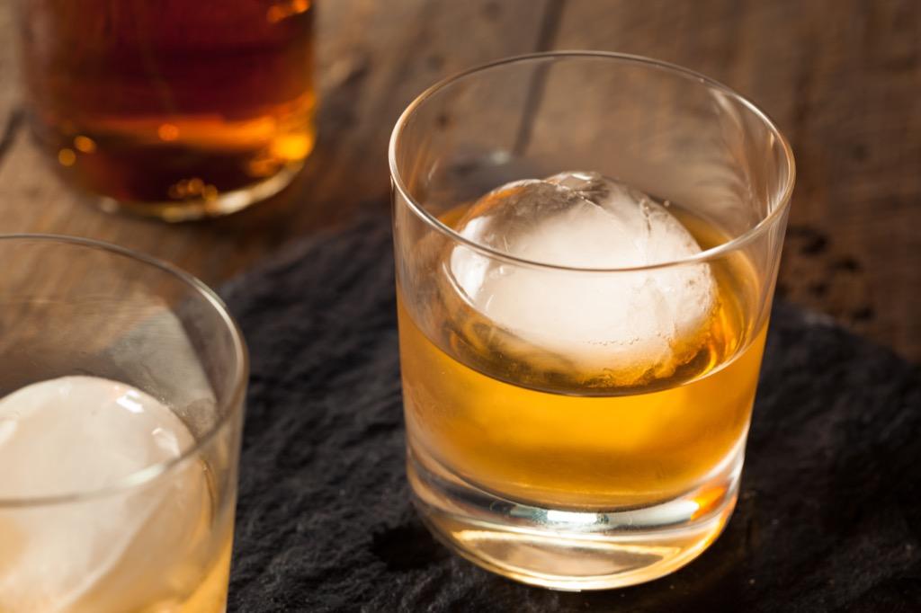 Bourbon, cocktails