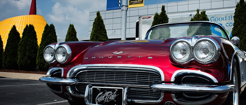 Car museums, National Corvette Museum