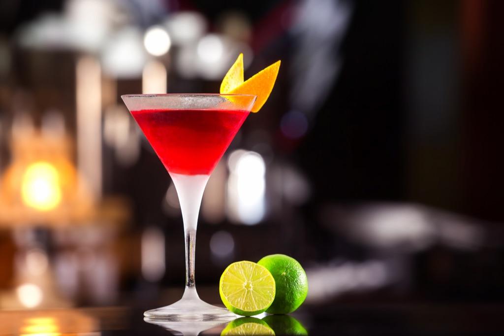 Cosmopolitan, cocktails