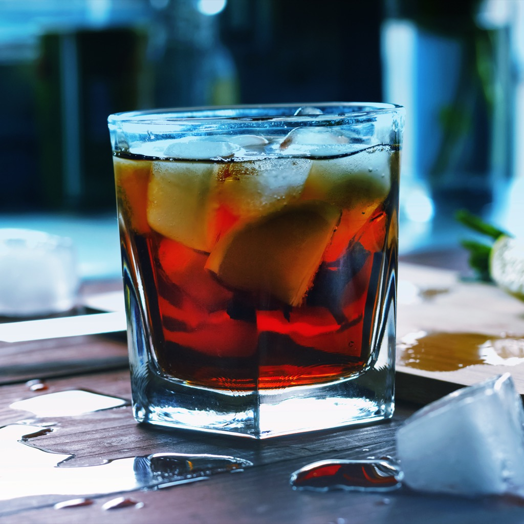 Dark and Stormy, cocktails