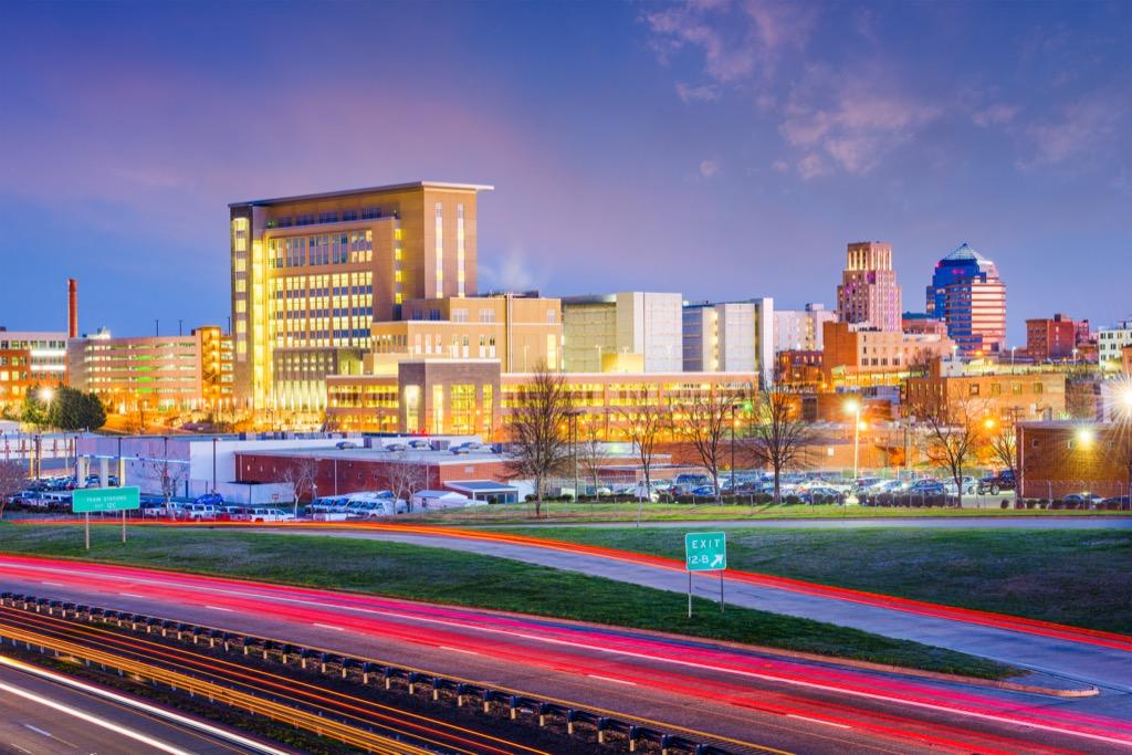 Durham, happiest cities, longest-living cities, healthiest cities