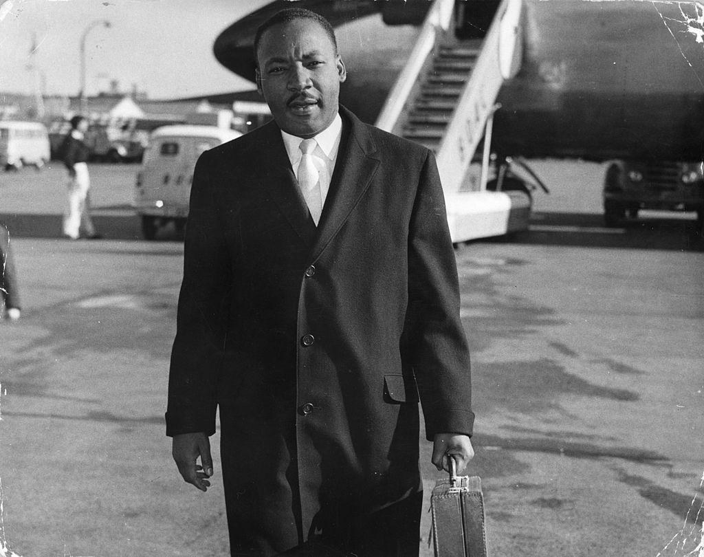 Martin Luther King, celebrity deaths