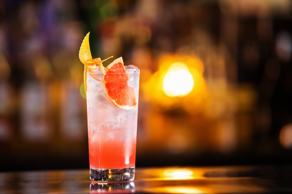 Greyhound, cocktails