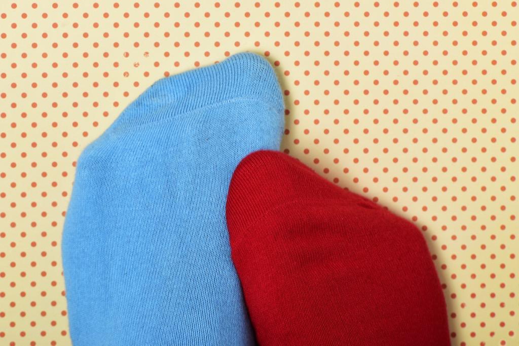 Mismatched Socks, single socks, 40s
