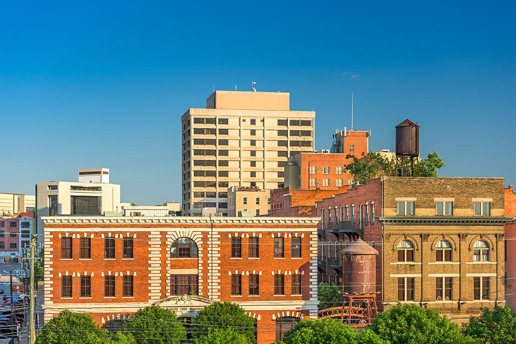 Montgomery, drunkest cities