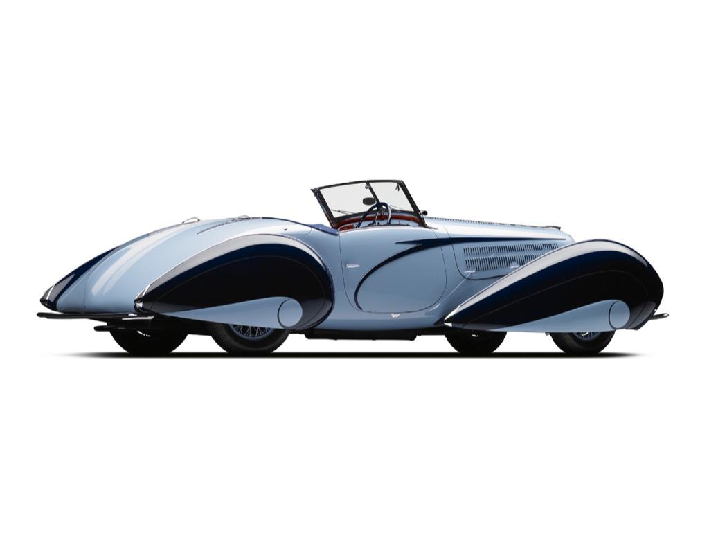 Car museums,The Mullin Automotive Museum