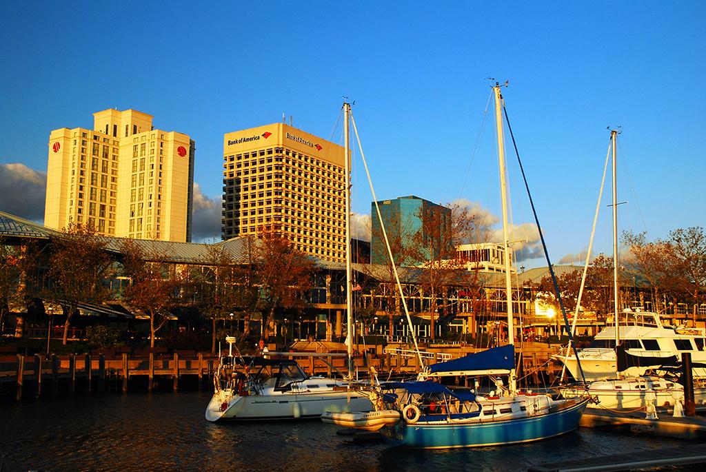 Norfolk, longest-living cities, wharf, boats