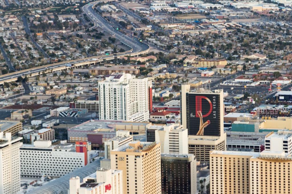 North Las Vegas, happiest cities, worst singles scenes