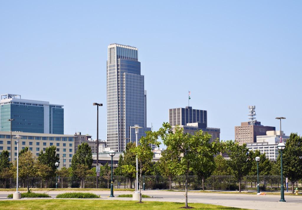 Omaha, drunkest cities, happiest cities, best singles scenes