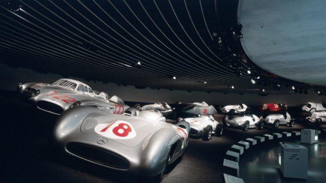 Car museums,