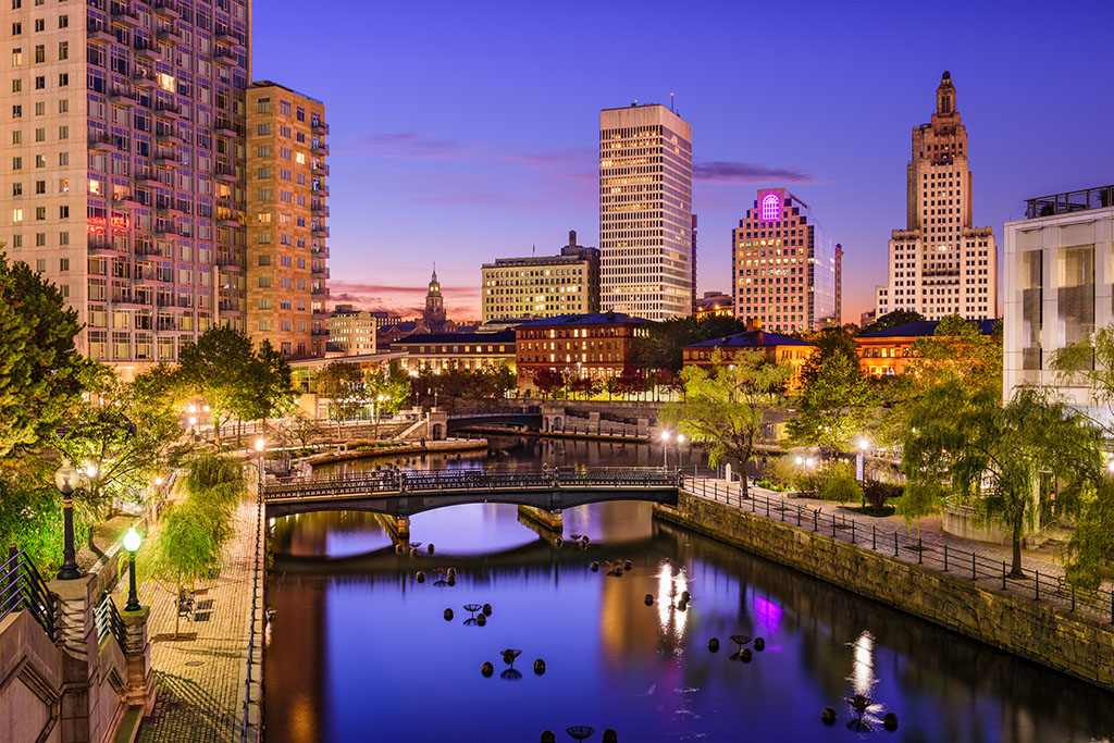 Providence, Rhode Island best and worst places in the U.S. to be LGBTQ