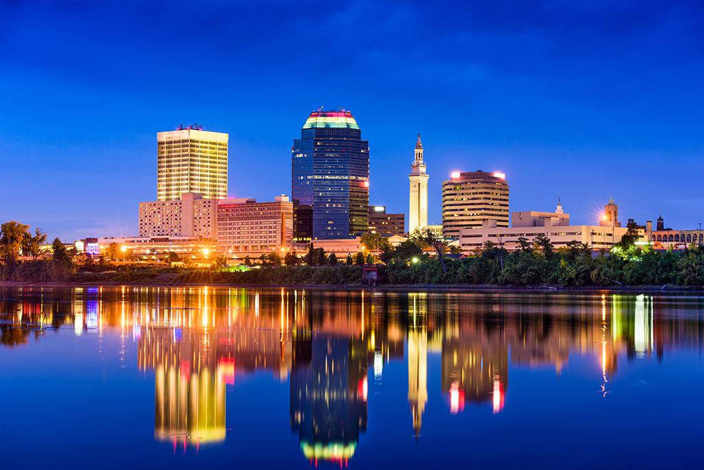 Springfield, drunkest cities
