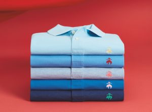supima cotton polo shirt from brooks brothers