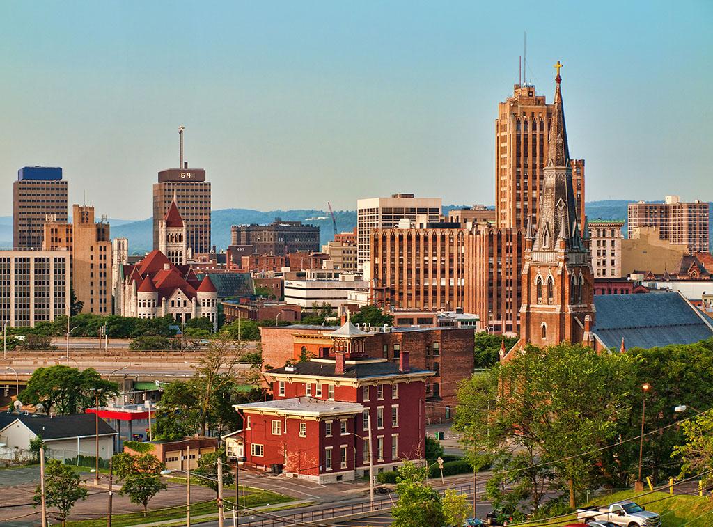 Syracuse, drunkest cities, best singles scenes
