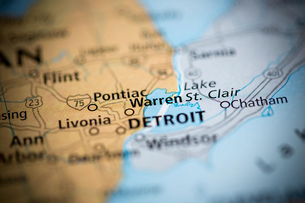 Warren, drunkest cities