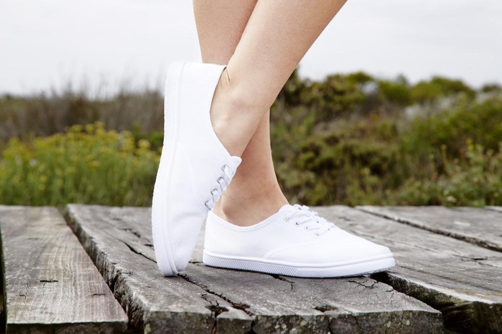 Sneakers, wardrobe
