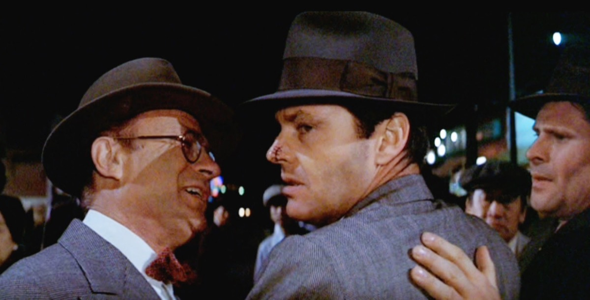 movie scene from chinatown, movie quotes