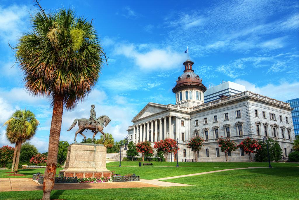 south carolina state capitol buildings