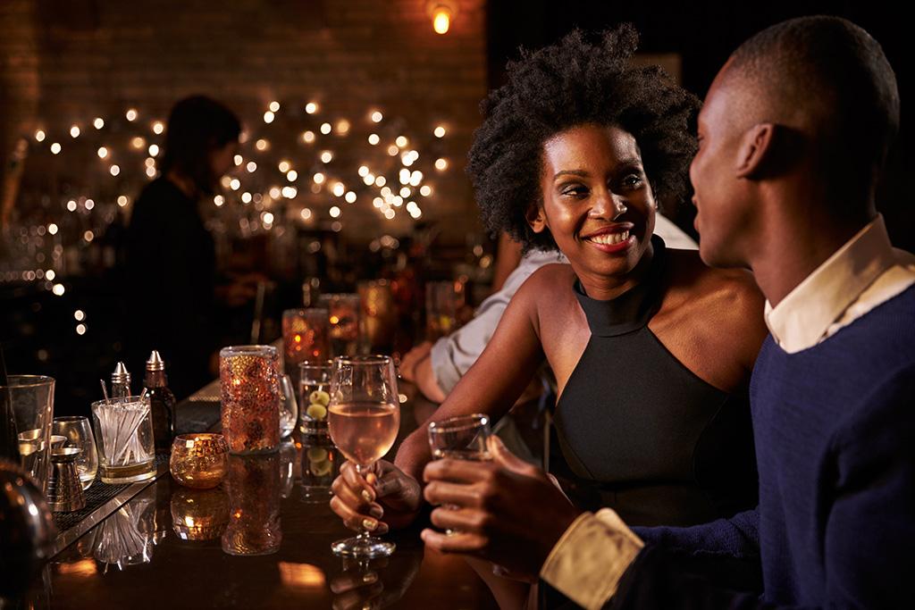 couple on a date, date night ideas