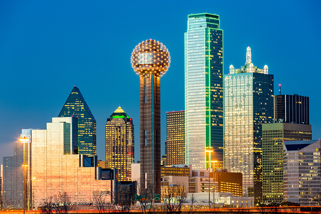 Dallas, happiest cities, drunkest cities, fattest cities, best cities to buy a mansion, flip a house, rent, property, tax friendly cities