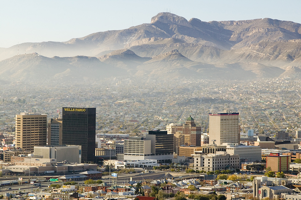 El Paso, worst cities to drive in