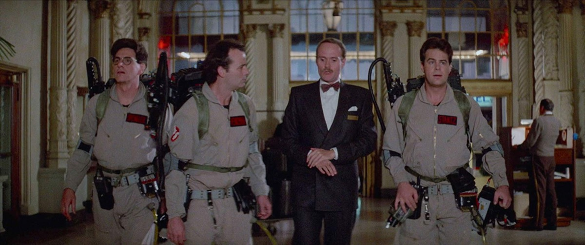 movie scene for ghostbusters, movie quotes