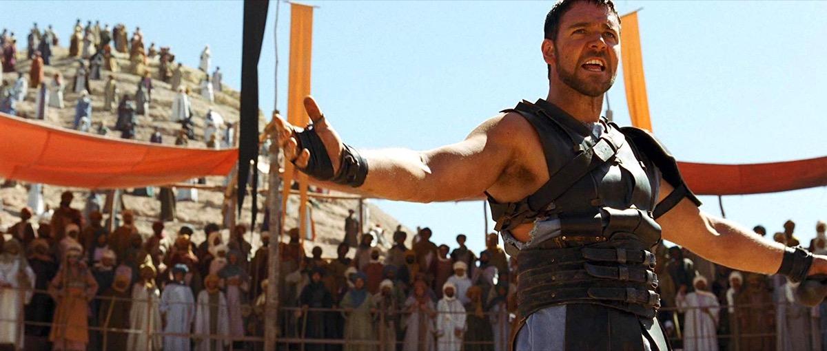 gladiator movie scene, movie quotes