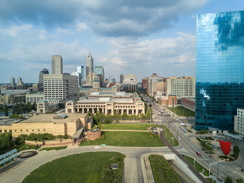 Indianapolis, worst cities to drive in